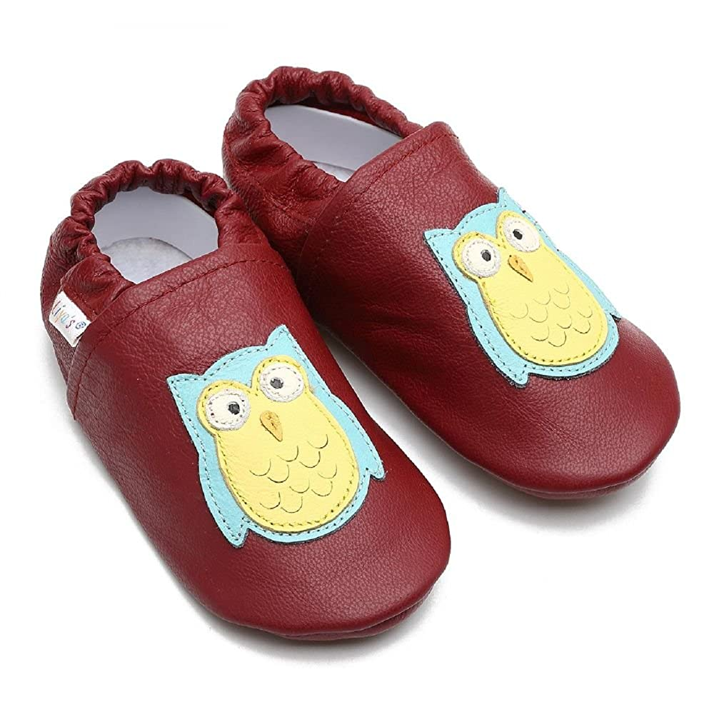 Chaussures Souple pour b/éb/é Liyas gar/çon