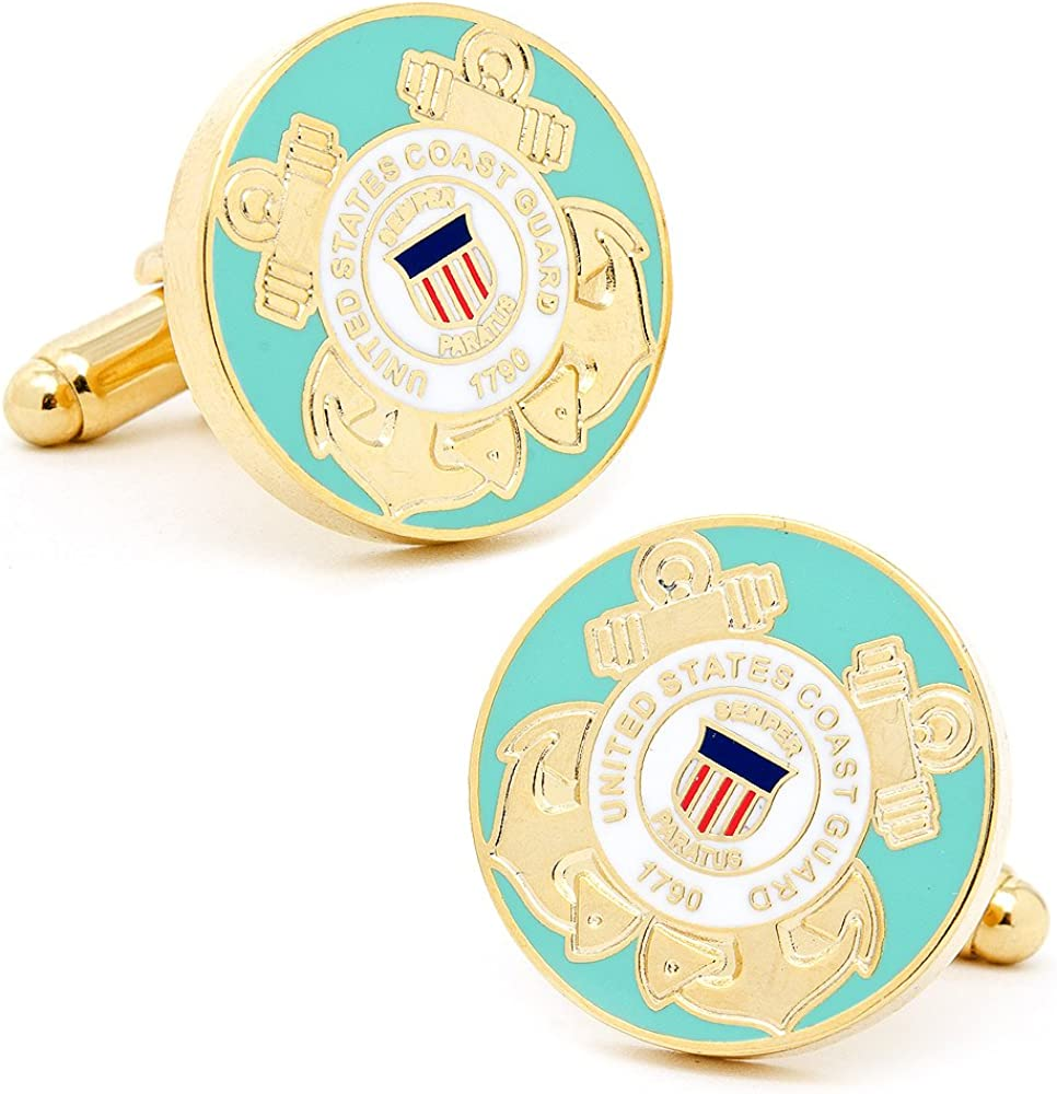 US Coast Guard Cufflinks