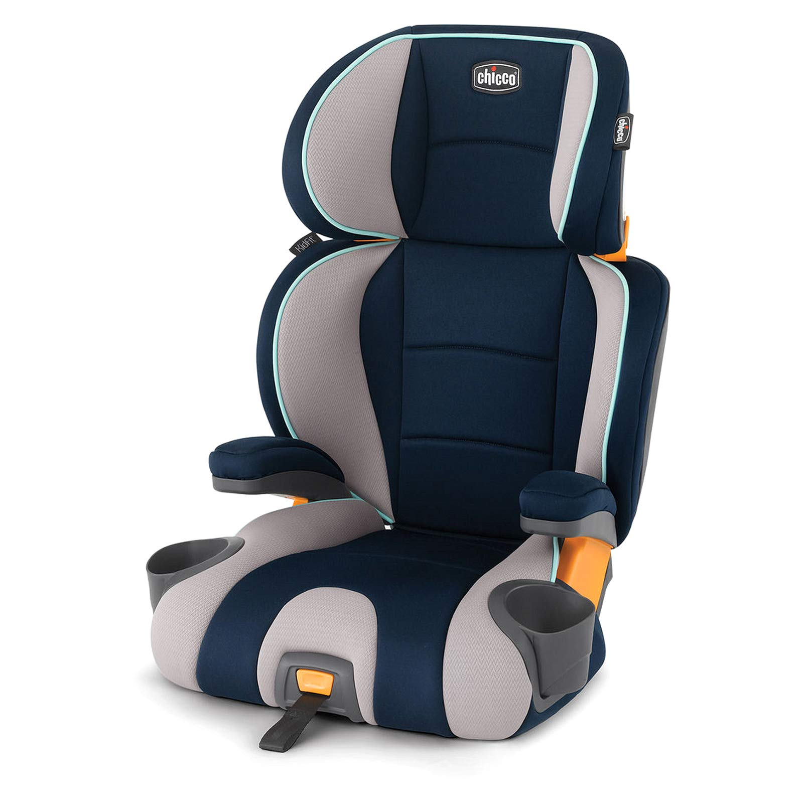 Astonishing Chicco Ch79014 54 Kid Fit Belt Booster Seat Wimbledon Blue Andrewgaddart Wooden Chair Designs For Living Room Andrewgaddartcom