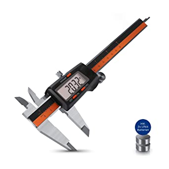 Gut bekannt The Noble Finn® Digitaler Messschieber - Schieblehre mit RD61