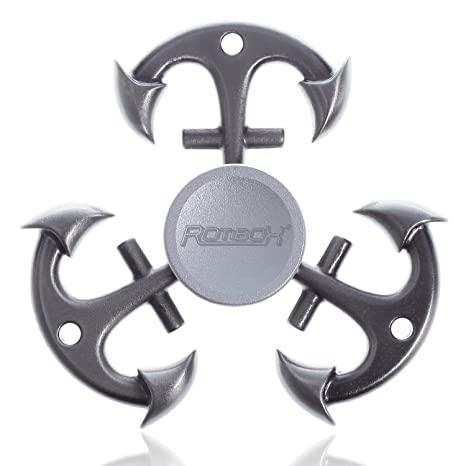 Amazon Qshell Hand Spinner Fidget Toy With Ceramic Bearings For