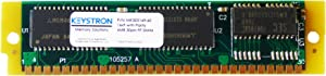 Keystron 16MB 30pin SIMM RAM Memory with Parity 16x9 60ns for Apple, Macintosh, Musical Sampler, Old PC, Video Controller