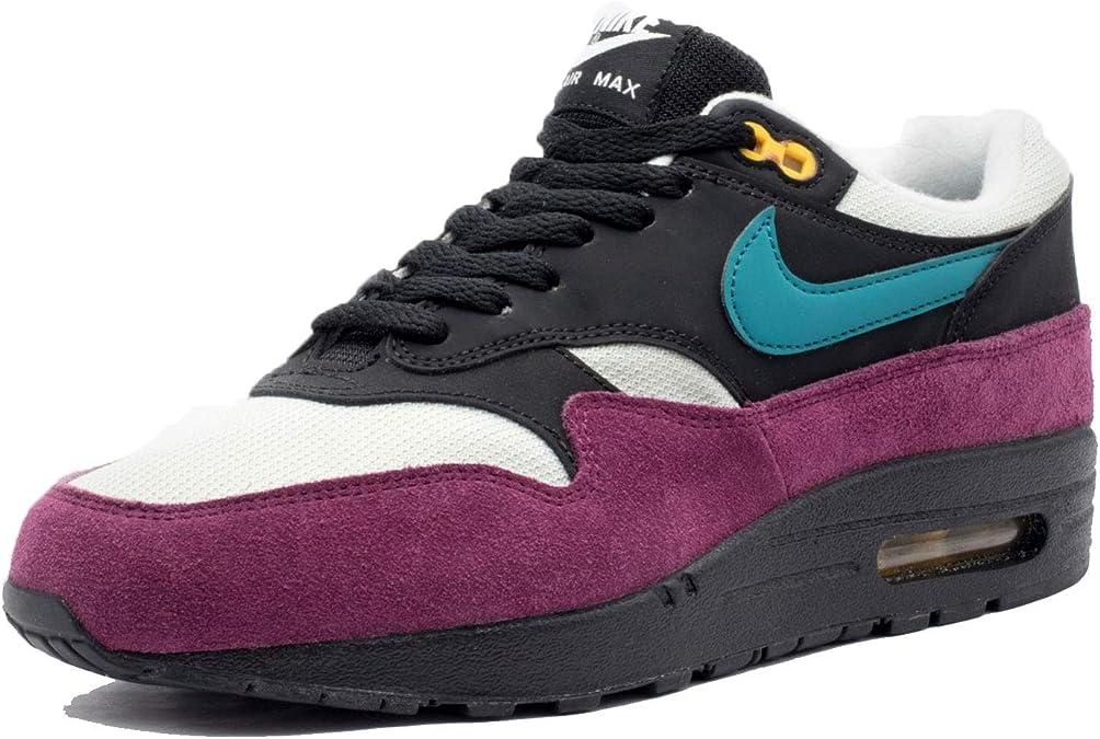 Nike Women's Air Max 1 Black/Geode Teal