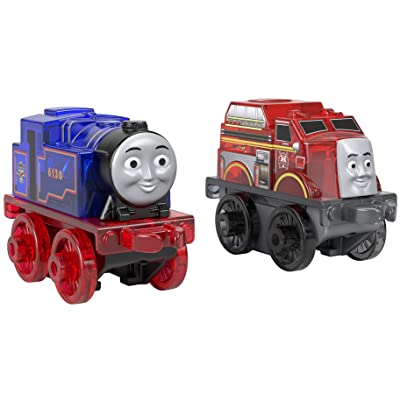 Thomas & Friends Fisher-Price MINIS, Light-ups #5: Toys & Games