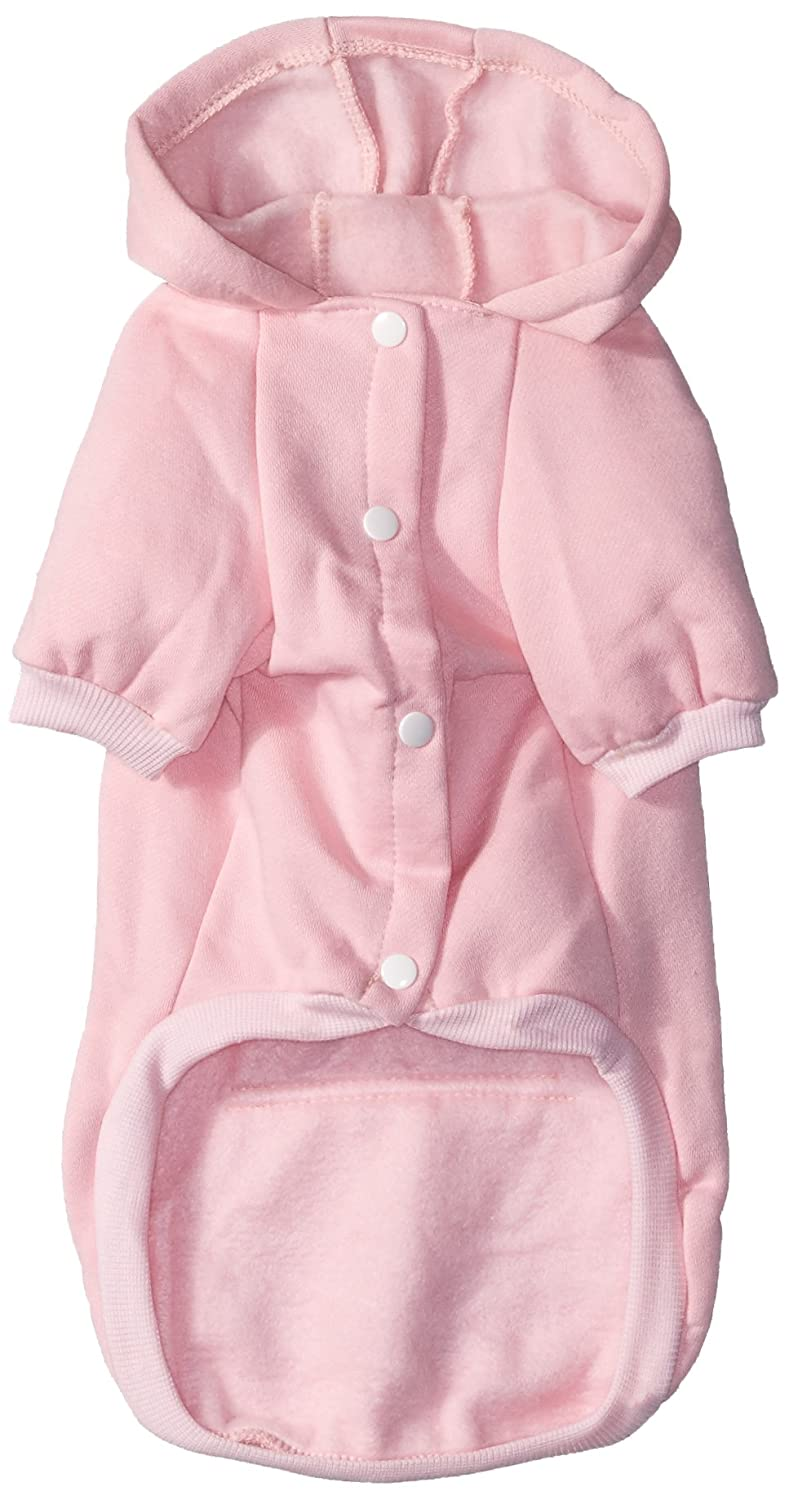 Pink XX-Large Pink XX-Large SMALLLEE_LUCKY_STORE Jumper Soft Cotton Sweater, Pink, XX-Large