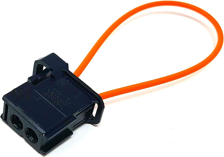 Adaptador de Cable Óptico de Fibra Óptica: Amazon.es ...