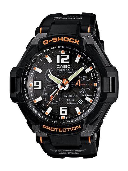 Casio GW-4000-1A - Reloj (Reloj de Pulsera, Masculino, Acero ...