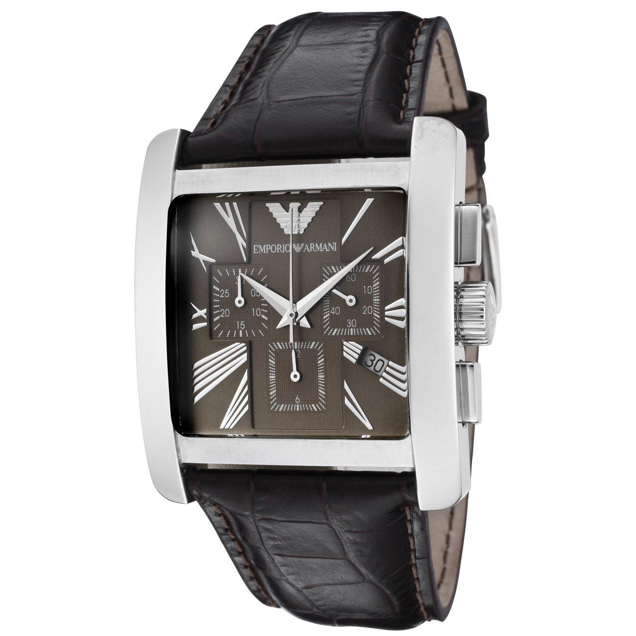 Amazon.com: Emporio Armani de los hombres AR0185 – Reloj ...