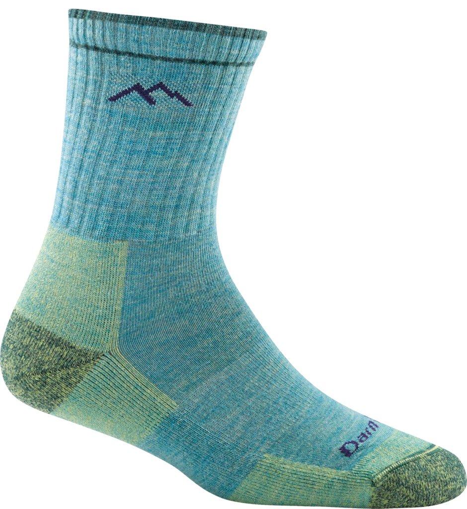 Darn Tough Vermont Women's Merino Wool Micro Crew Cushion Socks 1903