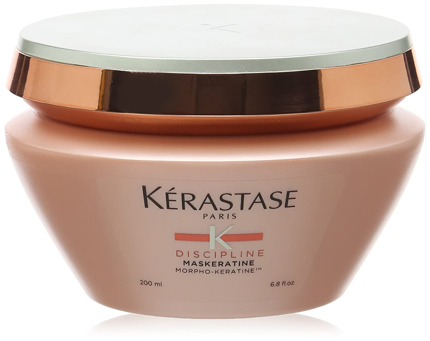 Kerastase Discipline Maskeratine Smooth-In-Motion Masque High Concentration for Unisex-6.8-Ounce 3474630654990