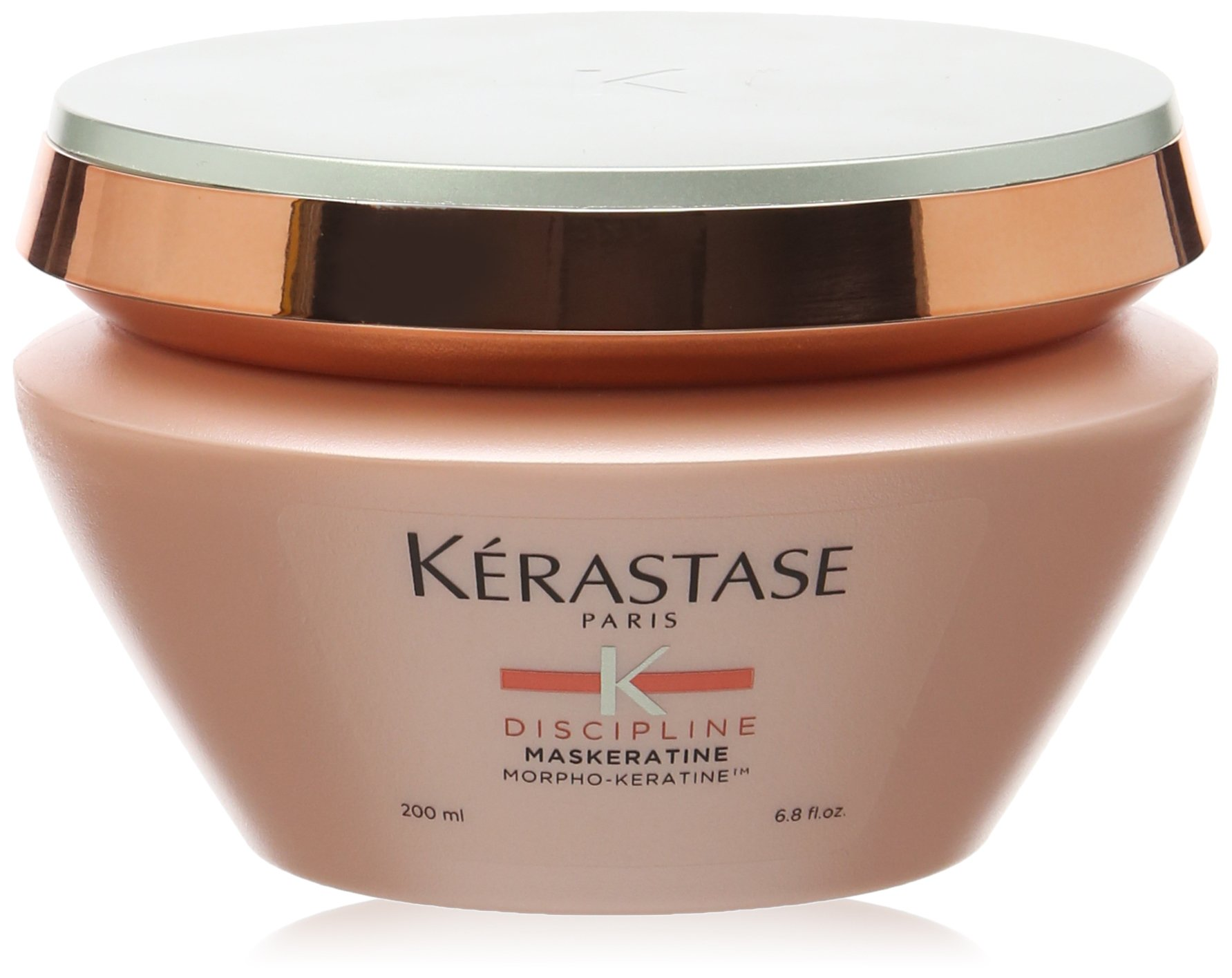 Kerastase Discipline Maskeratine Smooth-in-Motion Masque High Concentration, 6.8 Ounce