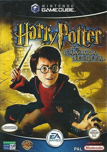 Nintendo Gamecube Harry Potter y la cámara secreta.: Amazon.es ...