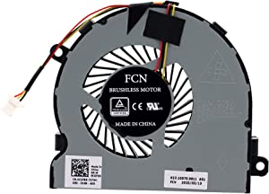 Deal4GO CPU Cooling Fan Cooler for Dell Inspiron 15 5547 5548 5545 5543 5542 5557 3467 3565 3567 3568 3576 Inspiron 14 5445 5447 5448 CGF6X 3RRG4 03RRG4 DFS170005010T