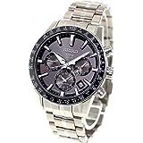 [アストロン]ASTRON 腕時計 アストロン 第3世代 ソーラーGPS チタンモデル 黒文字盤 サファイアガラス ダイヤシールド SBXC003 メンズ
