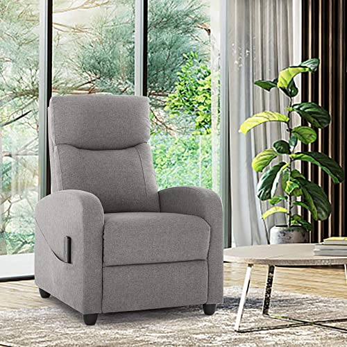 Reviewed: Recliner Chair Massage Single Sofa Arm Chair