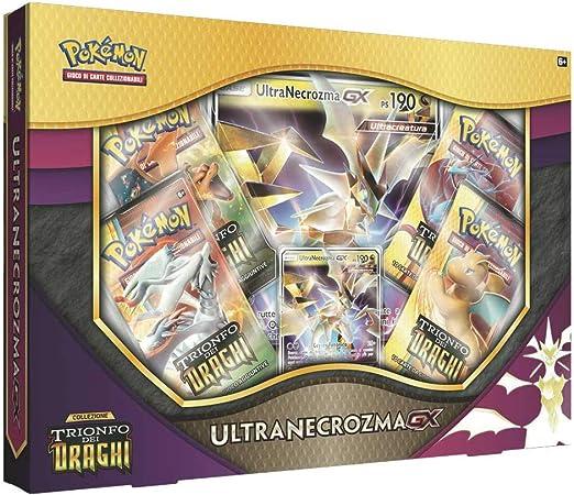Ultra Necrozma Gx - Set Pokémon (IT): Amazon.es: Juguetes y juegos