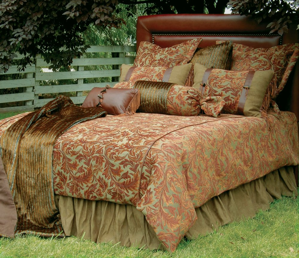 Wooded River Deluxe Bedding Set
