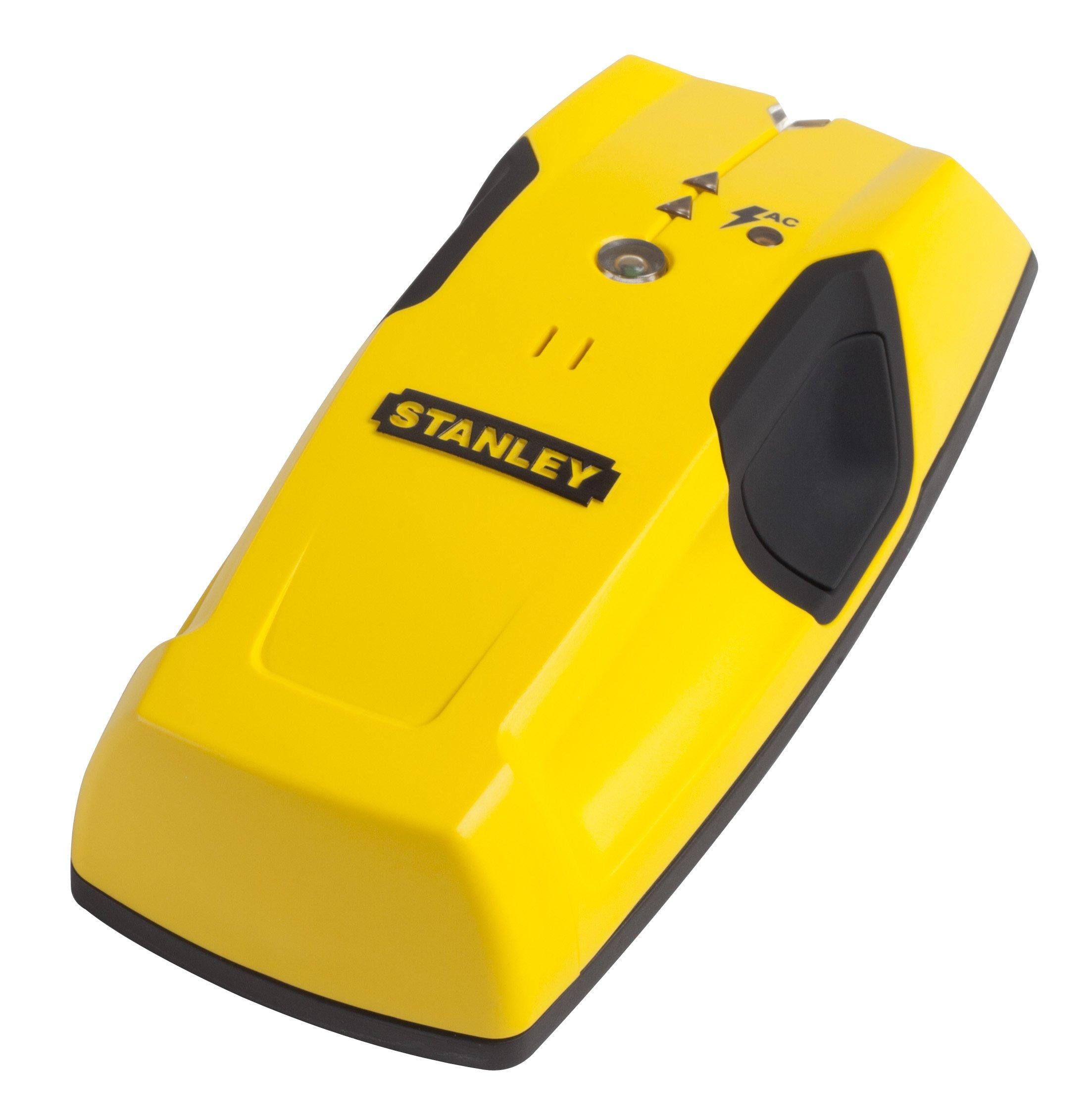 Stanley STHT0-77403 S100 Stud Sensor, Yellow/Black