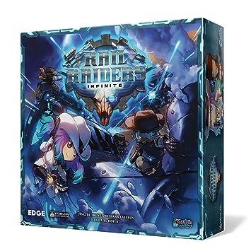Edge Entertainment- Rail Raiders Infinite (EENDRR01): Amazon ...