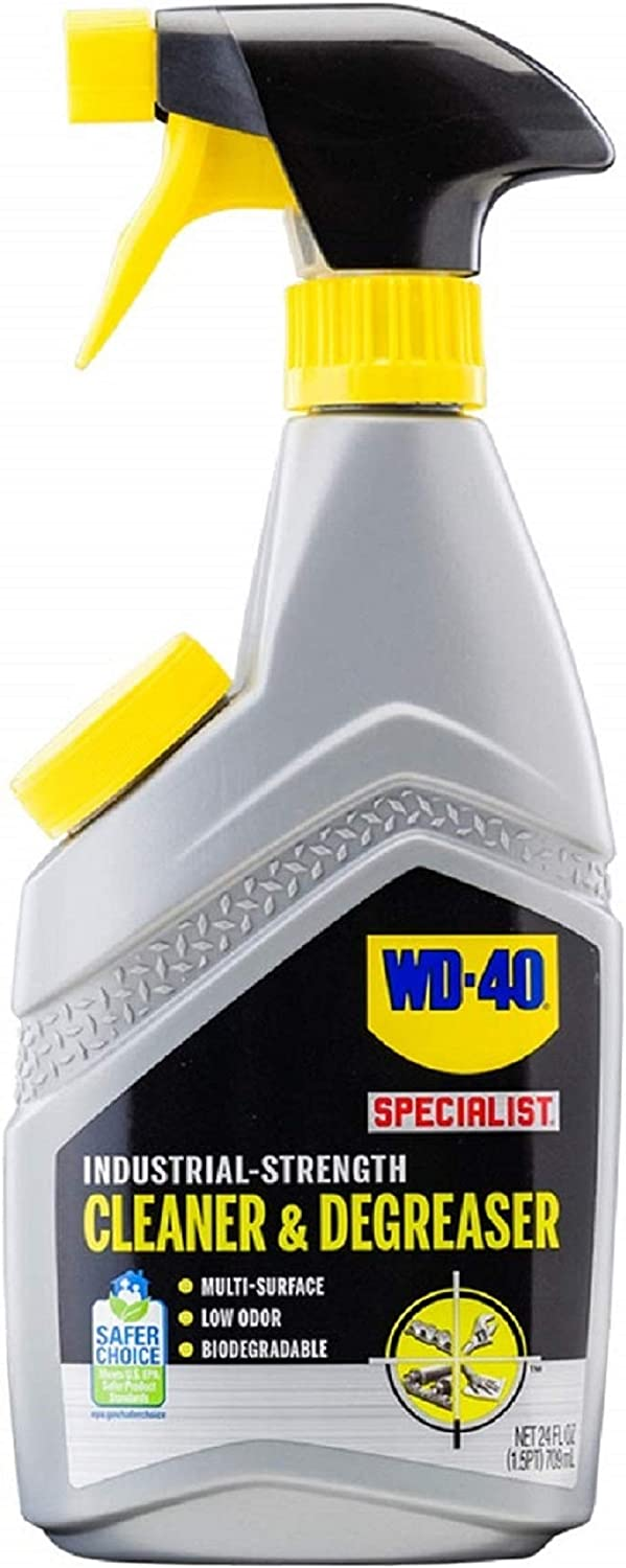 WD-40 Specialist Industrial-Strength Cleaner & Degreaser