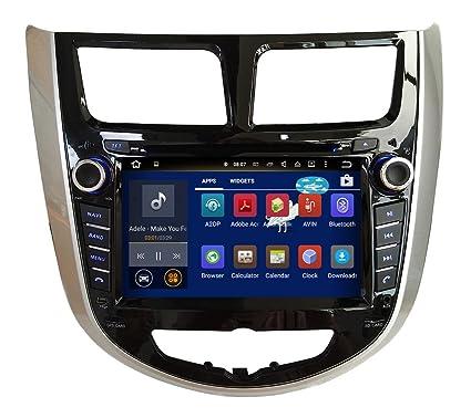 Amazon com: XTTEK 8 inch HD 1024x600 Multi-touch Screen in dash Car