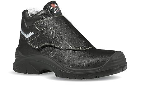 Bboplus-botas de soldador EN 20345 S3 HRO SRC violándose Gr, 38 suave cuero