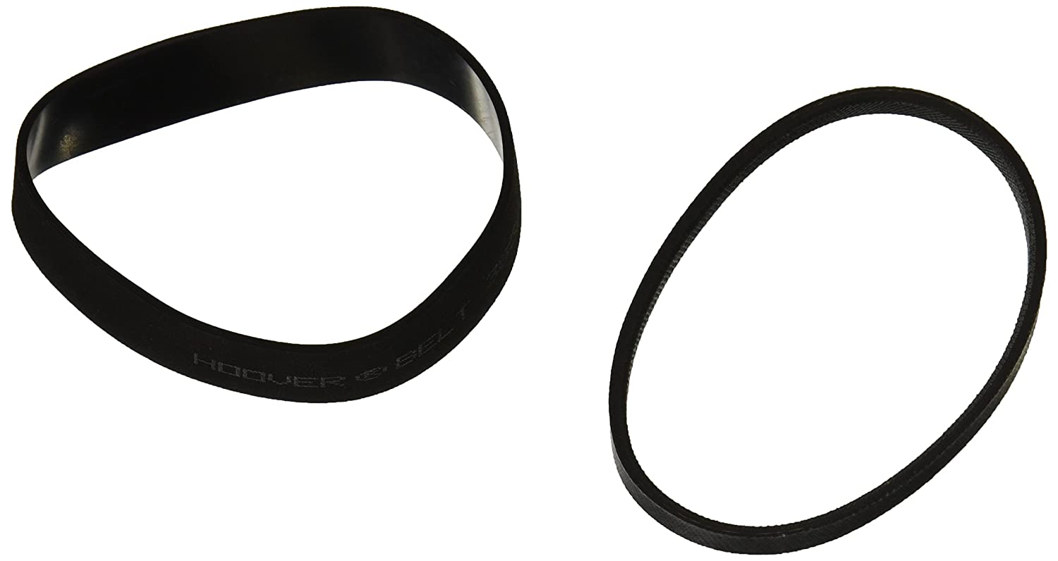 Genuine Hoover Windtunnel Self-Propelled Belt Set (38528-034 & 38528-035)