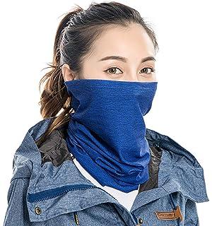 Arcweg Multifunctional Headwear Stretchy Outdoor Breathable Headbands UV Protection Neckwear Face Shield Sports Scarf Bandana For All Year Around