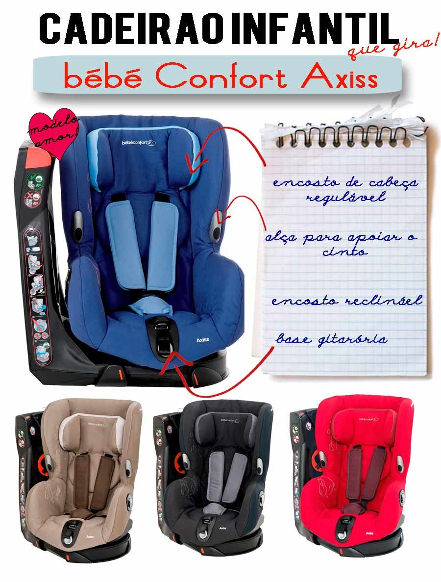 Amazon.com: Bebe Confort Axiss – Gr. 1 hormigón gris: Baby