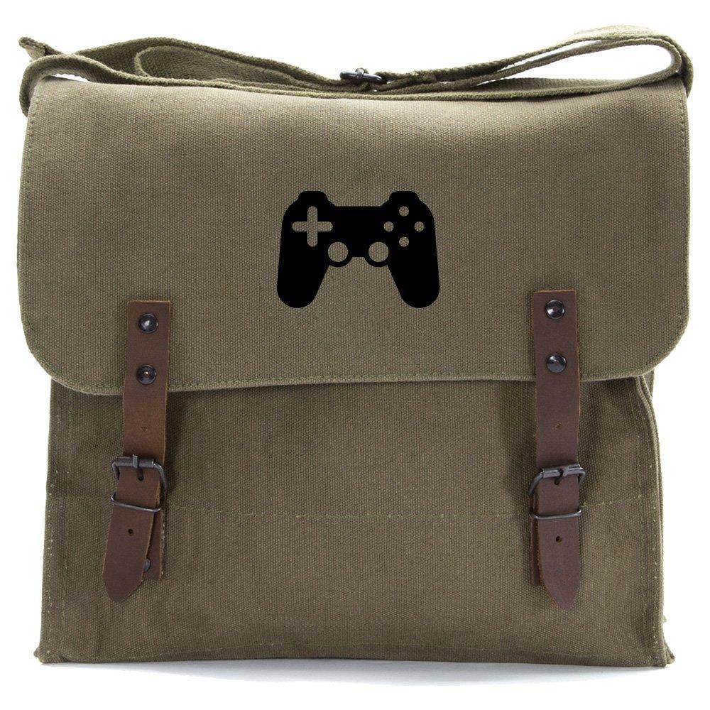 PS4 Controller Playstation 4 Heavyweight Canvas Medic Shoulder Bag
