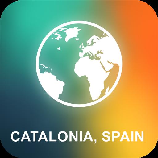 Cataluña, España Offline Mapa: Amazon.es: Appstore para Android