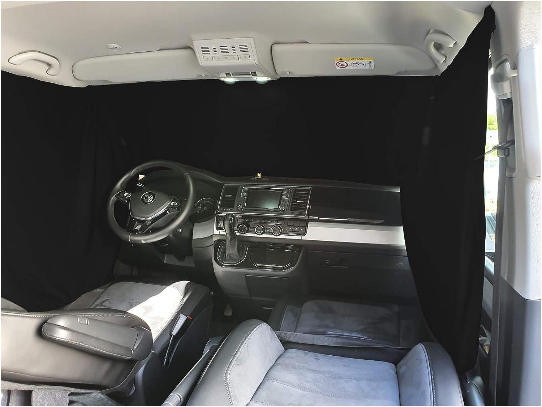 Cortina de protección solar para el parabrisas del coche, compatible con Mercedes Vito W638 a partir de 1996 – 2003 FB: F_SW