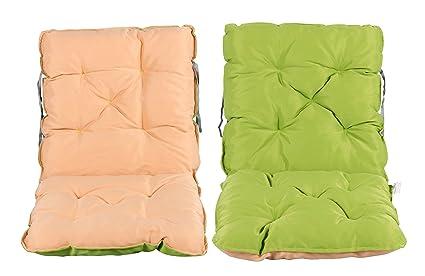 Cuscini Con Schienale Per Sedie Da Esterno : Mare weh cuscino per sedia con schienale seduta e schienale
