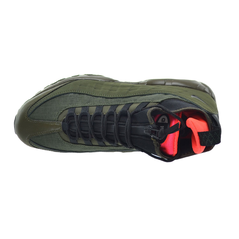 Nike Air Max 95 Negro Rojo De Vinilo Reflectante 6HAiTPy9ON