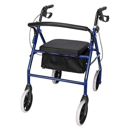 Amazon.com: SABADIVA - Andador con ruedas para adultos ...