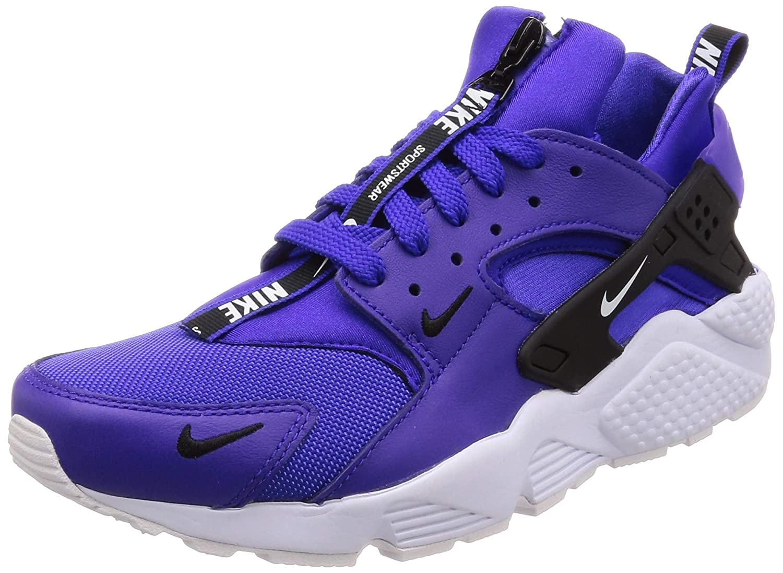 nowe style online tutaj buty do separacji Amazon.com | Nike Air Huarache Run Premium Zip Indigo Burst ...