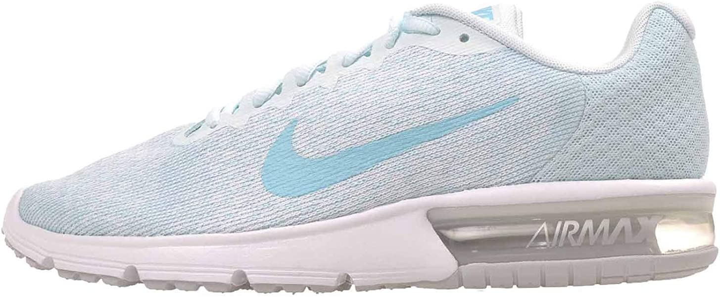 Nike Air Max Sequent 2 Womens Running Shoes 852465 014 (6 B(M) US)