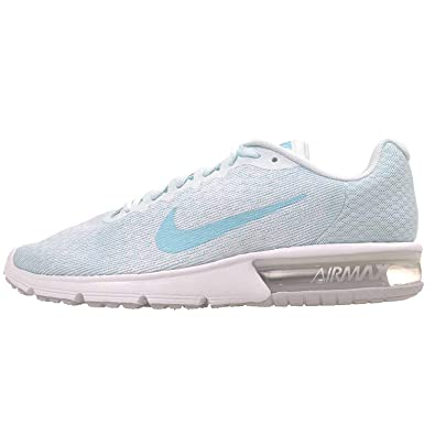 894d1aa7ff Image Unavailable. Image not available for. Color: Nike Air Max Sequent 2  Womens Running Shoes 852465 ...
