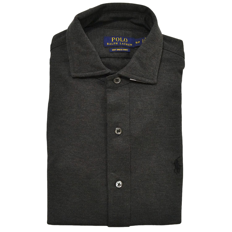 Amazon Men's Polo Ralph Shirt Lauren Dress Knit Store At Clothing vYfbgy76