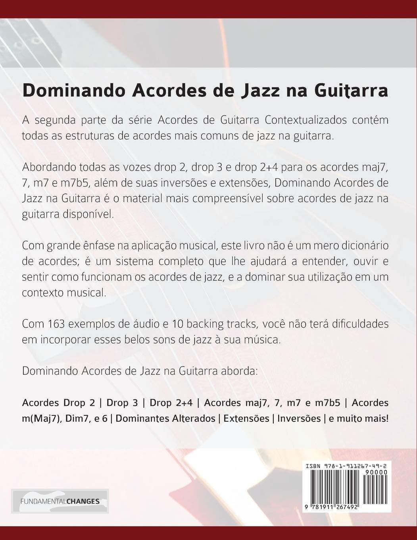 Dominando Acordes de Jazz na Guitarra: Guia Práctico e Musical ...