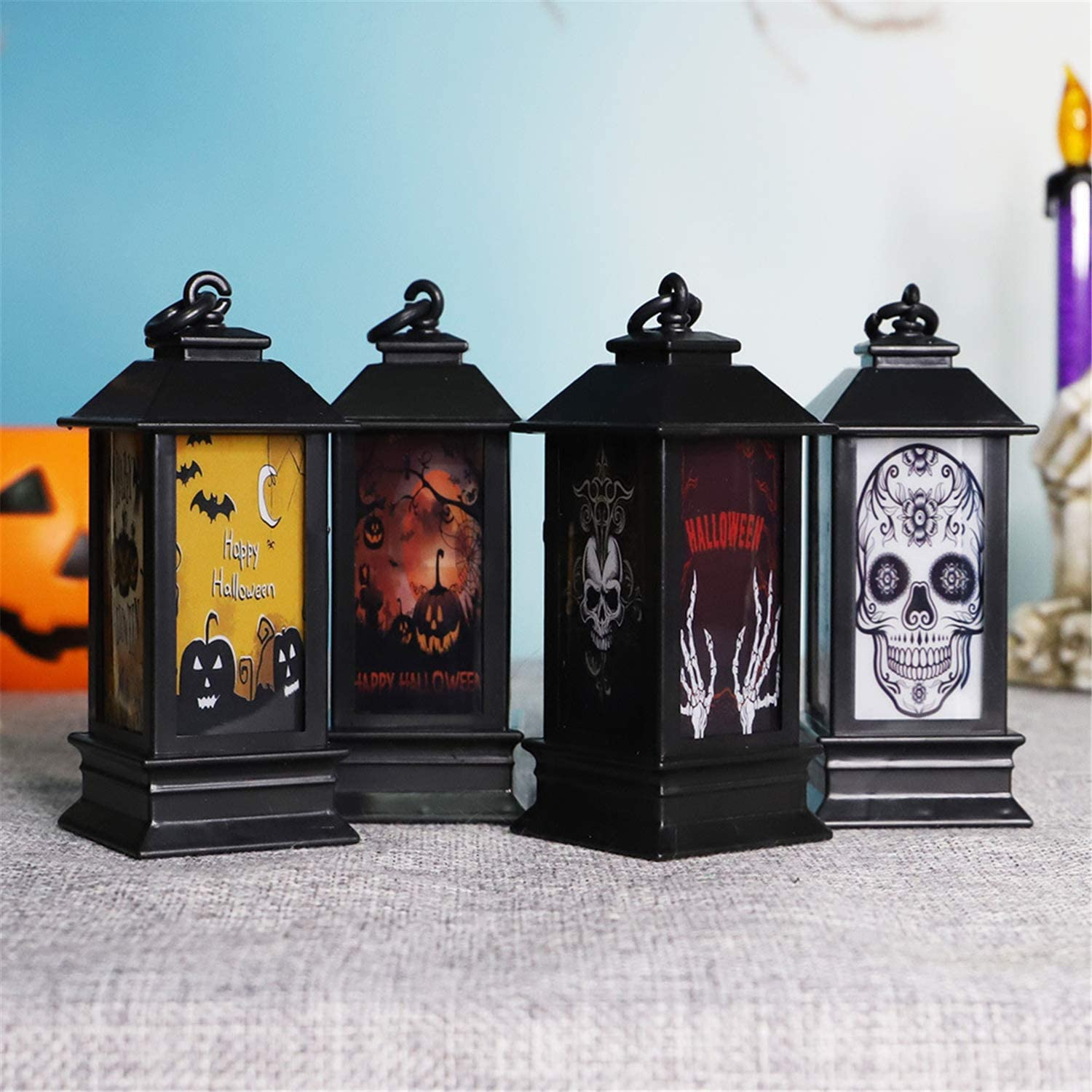 10 Cool Halloween Candles