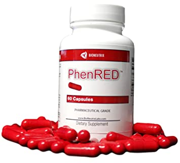Phenred Strongest Diet Pills Pharmaceutical Grade Extreme Appetite Suppressant And Weight