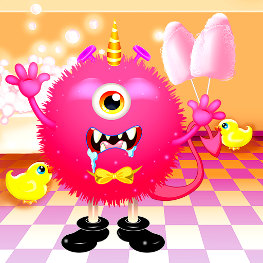 Dress Up Funny Monster]()
