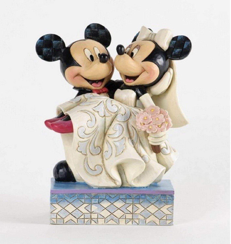 Disney Traditions Mickey & Minnie Wedding [並行輸入品] B013JGV9RE