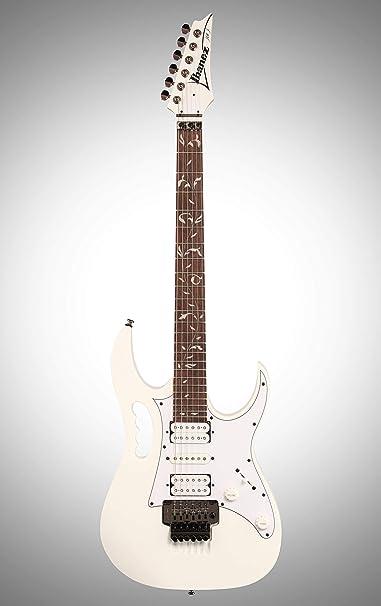 Ibanez jemjrwh Steve Vai Firma 6 cuerdas Guitarra eléctrica ...