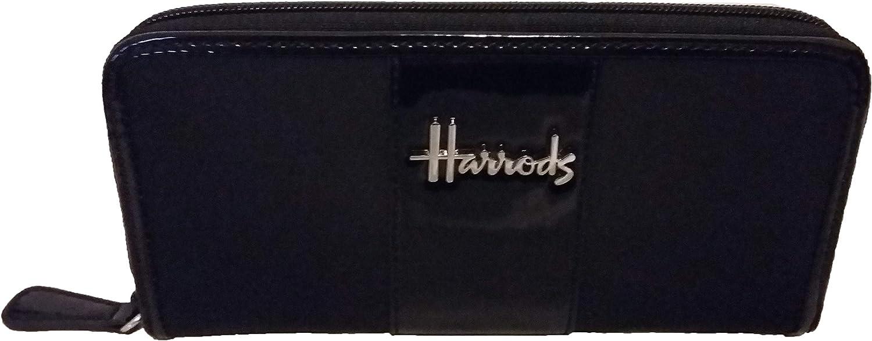 Harrods - Cartera para Mujer Negro Negro Talla única: Amazon.es: Equipaje