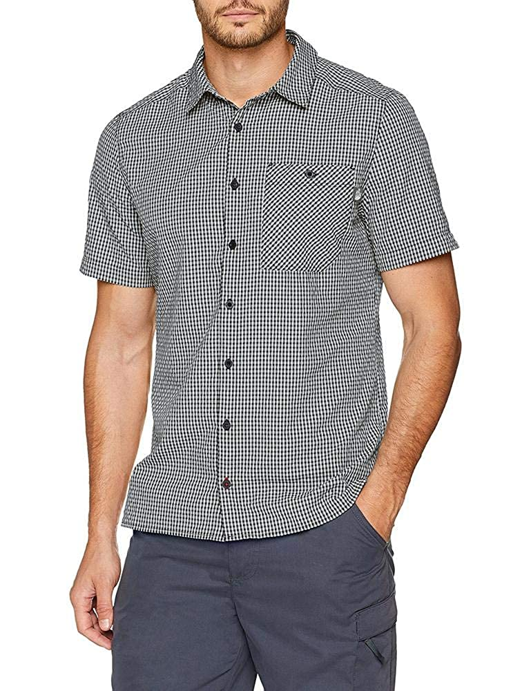 TALLA 2XL. The North Face S/S Hypress St Camisa, Hombre