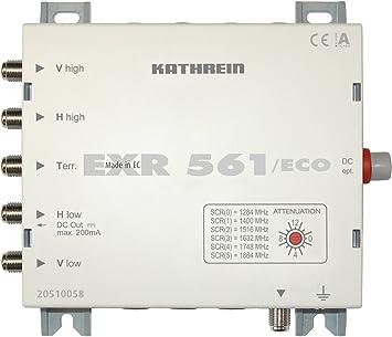 Kathrein Exr 561 Eco Satelliten Zf Verteilsystem Multischalter Elektronik