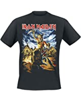 Iron Maiden Nordic Events T-Shirt schwarz