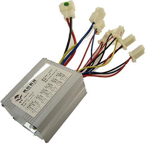 Amazon.com: 24 V 24 Controlador de velocidad Volt 500 W ...